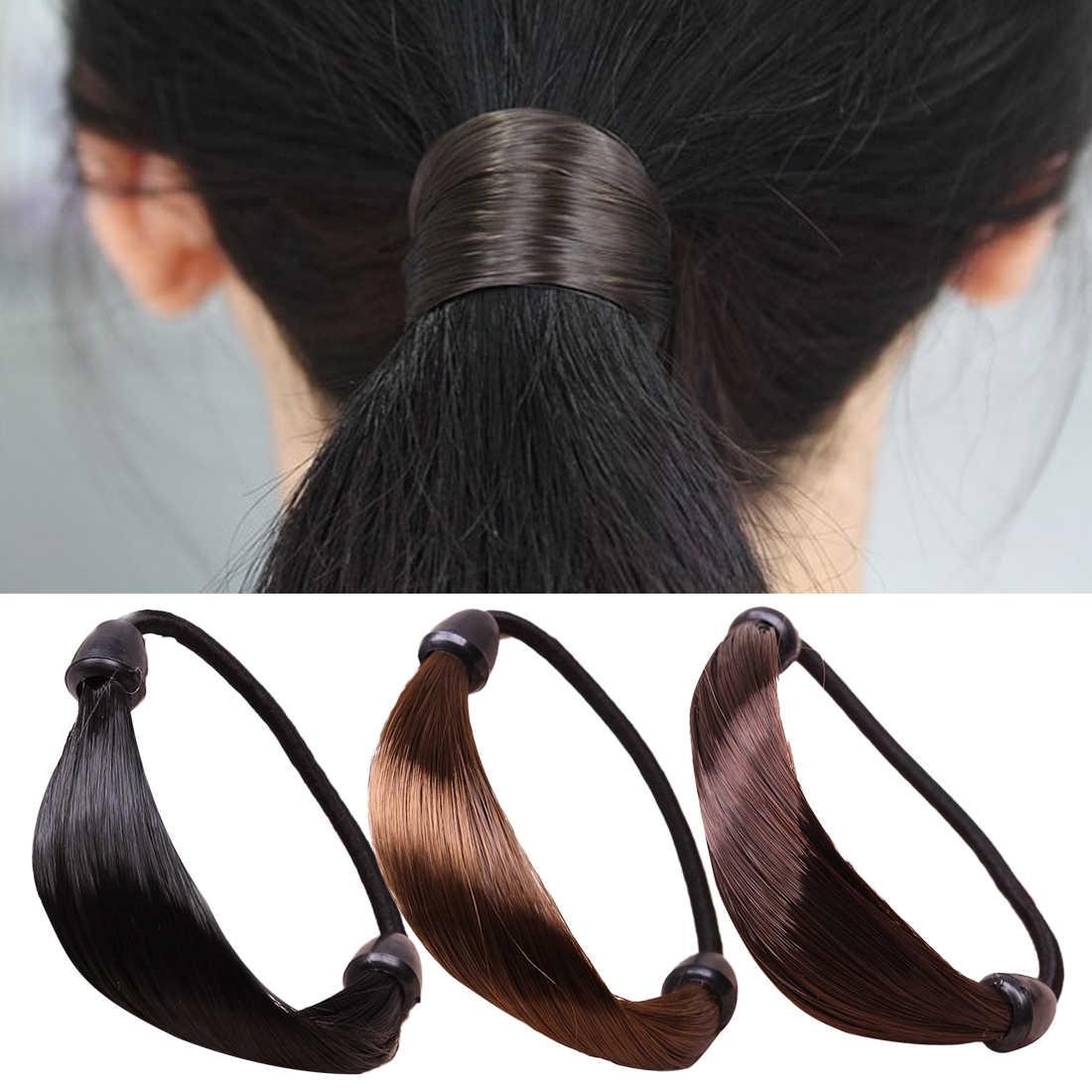 Круг ручной твист эластичный парик резинки для волос повязка на голову веревка кольцо аксессуары для волос для женщин резинки девушка приспособления для кос