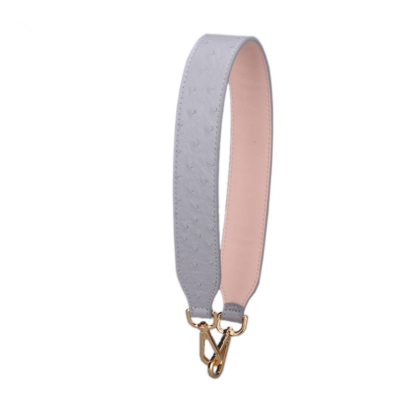 Fashion Serpentine Straps Colour Pu Leather Handle For Handbags Replace Straps Belt Accessories For Women Bag in Bag Parts Accessories from Luggage Bags