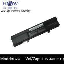 rechargeable battery for DELL XPS M1210 1210 CG039,CG036,HF674,NF343,312-0435,451-10356,451-10357,451-10370,451-10371