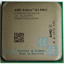 AMD A-Series APU X4 A8-6600K A8 6600K FM2 Quad-Core CPU 100% Desktop Processor