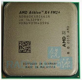 AMD Athlon X4 860K X4-860K 3.7 GHz 95W Quad-Core CPU Processor AD860KXBI44JA Socket FM2+