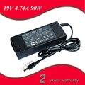 19V 4.74A 7.4X5.0mm Laptop Power Supply Notebook AC Adapter For HP Pavilion dv3 dv4 dv5 g4 g6 g7 463955-001 609940-001 PPP012H-S