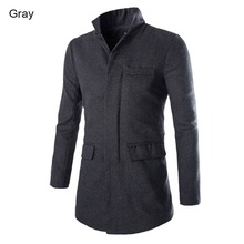 Mens wool dress coat online shopping-the world largest mens wool ...
