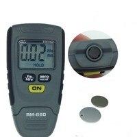 Автомобильный измеритель толщины краски, измеритель толщины покрытия, автомобильные датчики толщины покрытия, датчики краски RM660