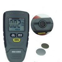 Car Paint Thickness Gauge Coating Thickness Meter Auto Coating Thickness Gauges Thickness of paint sensors RM660