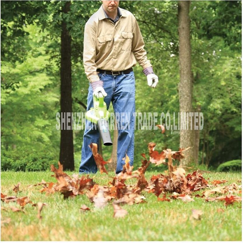 760W-800W outdoor garden Leaf Blower 40V Multi-Purpose Blower/Sweeper 15,000 rpm Speed blowing, suction, broken three functions et1006 outdoor garden leaf blower