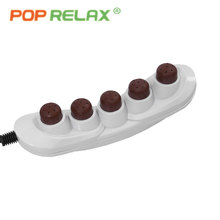 POP RELAX electric infrared heating massager tourmaline projector handheld body heater pain relief health care products nuga P05