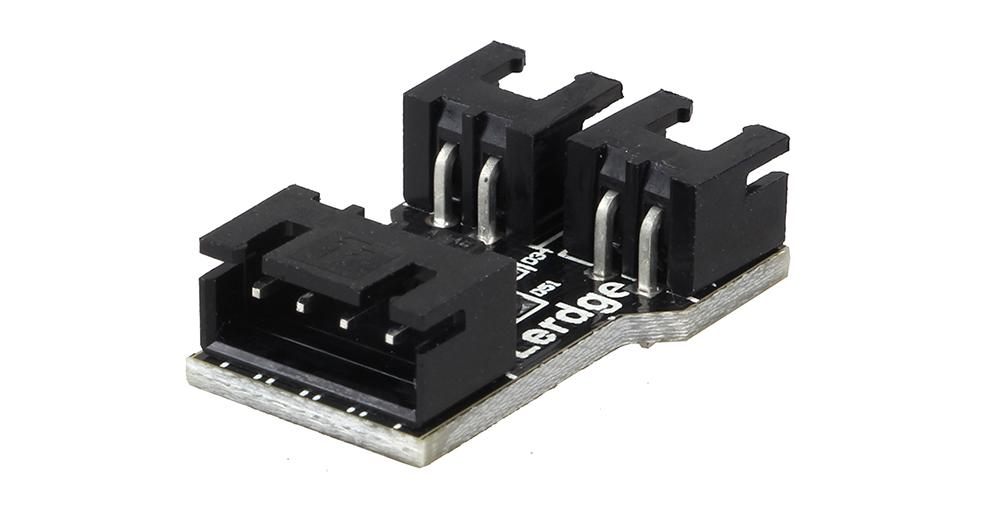 lerdge x hotbed module detail 5