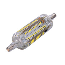HRSOD 4 X R7S 7W 700lm 3500K 104-SMD 3014 LED Warm White Light Bulb Lamp (AC 220-240V)