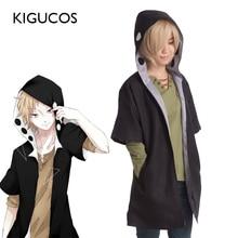 KIGUCOS KAGEROU projette le dessin animé MekakuCity acteurs Cosplay Costumes Kano Shuuya tenue