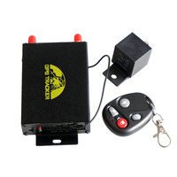 Original Coban Vehicle GPS Tracker TK105B GPS105B Car GSM GPRS RFID Real Time Locator Motorcycle Speed