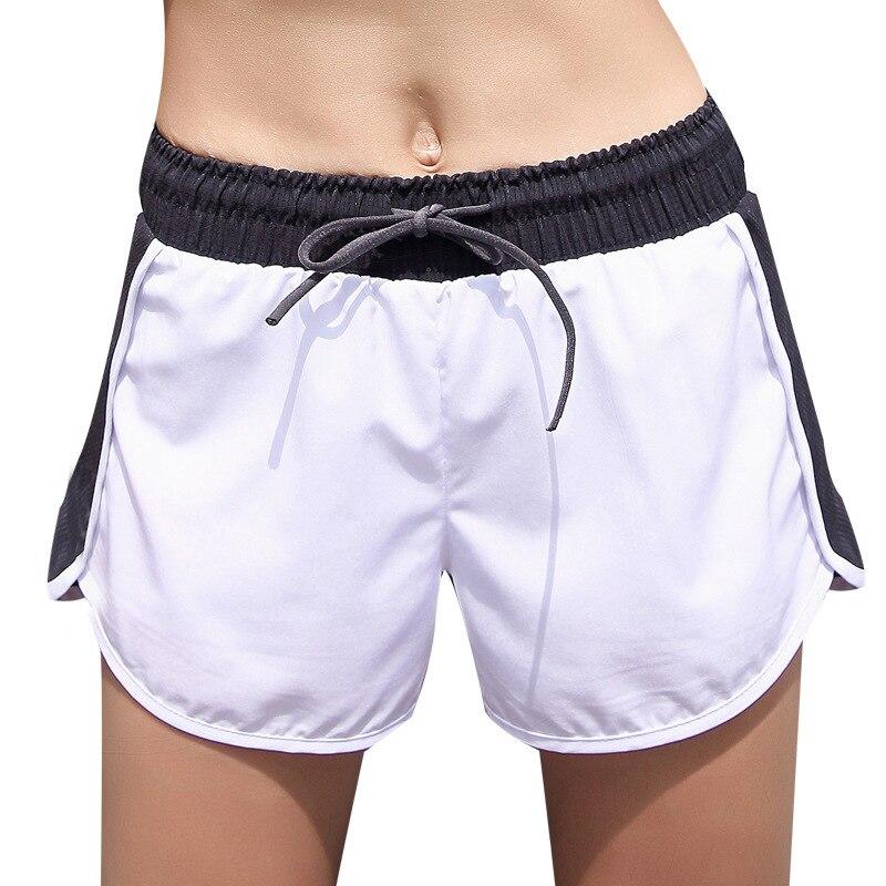 @1  Женские шорты для йоги 2 в 1 Лоскутные спортивные шорты Женские спортивные тренировки Xl Бег Шорты Б ✔