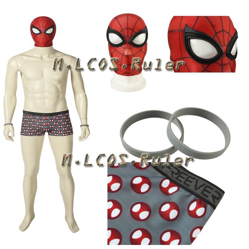NIP Marvel Spider-man Halloween Boys Costume Dress Up Spiderman You Choose