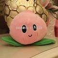 1 PCS Plants vs Zombies plush soft toys Pink Peaches 15CM Plush Toy