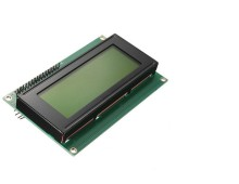 High Quality IIC/I2C/TWI 2004 204 20X4 Character LCD Module Display For Arduino Blue Serial
