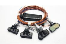 نظام مراقبة ضغط الإطارات من أجل V W MQB Passat B8 Golf 7 MQB Tiguan 2017 نظام مراقبة TPMS 7P6 907 273 N 5Q0 907 273B