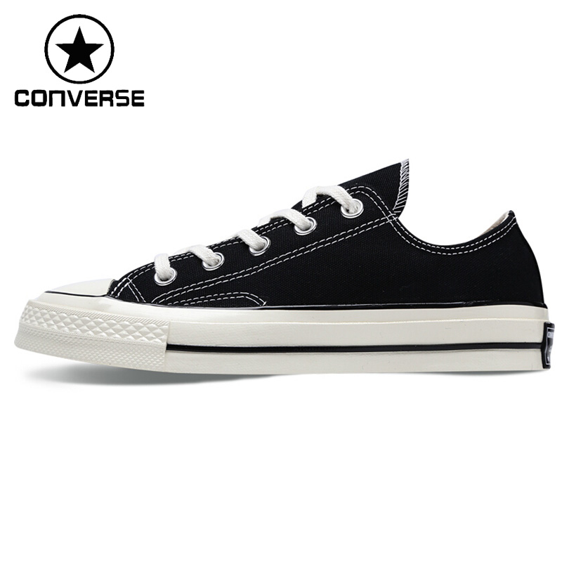 Original New Arrival 2019 Converse Chuck 70's Unisex Skateboarding Shoes Canvas Low top Sneakers