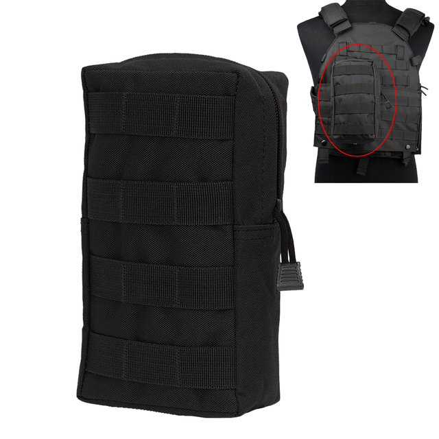 Military Molle Pouch Utility Tactical Vest Pouch Accessory Airsoft Tool Bag For Outdoor Hunting Wasit Pack Equipment Waterproof