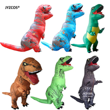 2014 Inflatable Fantasia Men Costumes for Adults Party Themes Fancy Dress Dinosaur Costume