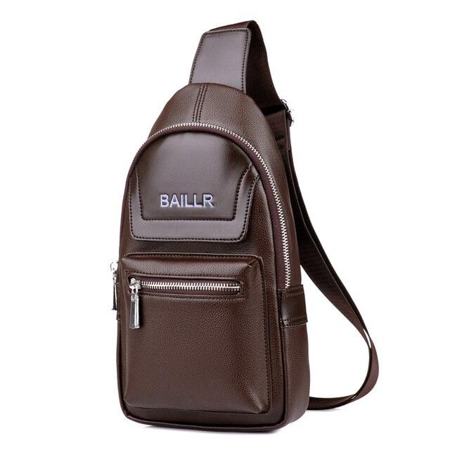 c7c233d7f725 US $22.51 12% OFF|mens office retro chest bag boy working pockets crossbody  bag man designer leather travel bag fashion men business shoulder bags-in  ...