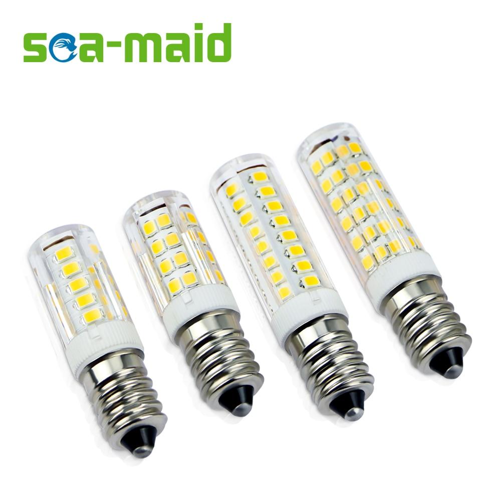 6PCS Energy Saving 220V LED Ceramic Lamp bulb Replace 3W ...