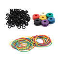 300pcs/Lot Tattoo Machine Parts Accessories Tattoo Grommets, O Ring'S And Rubber Bands Set