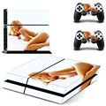 Lady 209 Vinly Skin Sticker for Sony PS4 PlayStation 4 and 2 controller skins