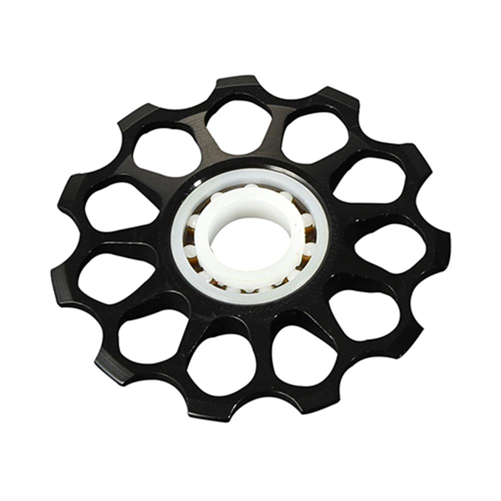 Outdoor Sports 11T 13T Mountain Road Bicycle Rear Wheel Bearing Guide Wheel Ceramic Bearing Jockey Wheel Rear Derailleur Pulley wheel bearing