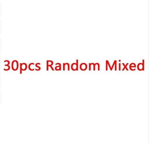 30pcs Random mixed