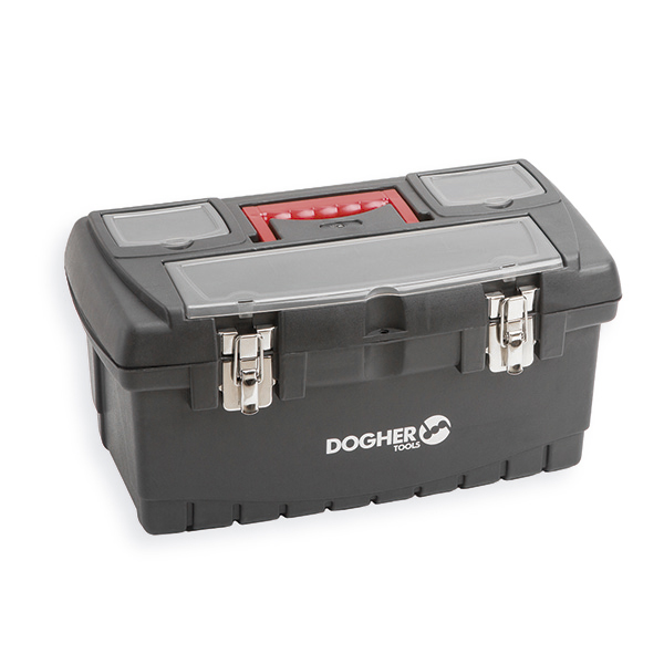 DOGHER 050-010 BOX PLAS. Type Crimp MET. DOBLE490X262X250MM