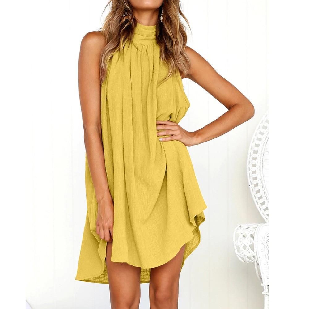 Womens Holiday Irregular Dress...