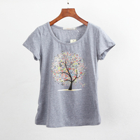 Short Sleeve T Shirt Female Casual Shirts T Shirt Women Clothes Top Tee Harajuku Tshirt