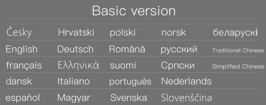 language--basic