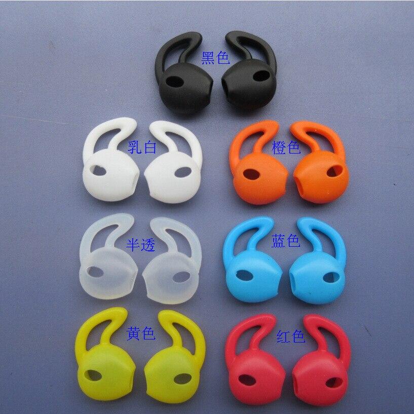 bilder für Promotions 500 stücke Silikon ohrpolster knospen Tipps In-Ear Headset Ohrhörer eartips ohrstöpsel Für I8 5 s 6 7 8 s PLUS kopfhörer Earpods