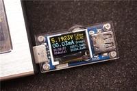 Kotomi + Pro Cor USB Tensão Atual do Medidor de Alta Precisão Capacidade Coulometers PD QC Teste de Resistência da Linha Gatilho
