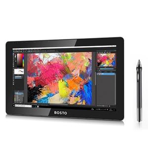 Image 2 - BOSTO KINGTEE 13HDV4, 그래픽 태블릿 Monitor 에 DrawTablet Monitor, 인터랙티브 펜 디스플레이, 펜 디스플레이, 디지타이저 디스플레이