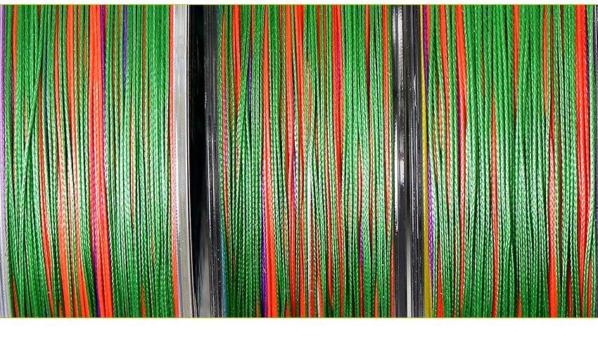 Trançada Vertentes Multi color 150 M Multifilament