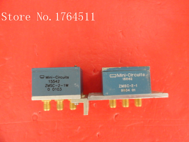[BELLA] Mini ZMSC-2-1 0.1-400MHz A Two Supply Power Divider SMA