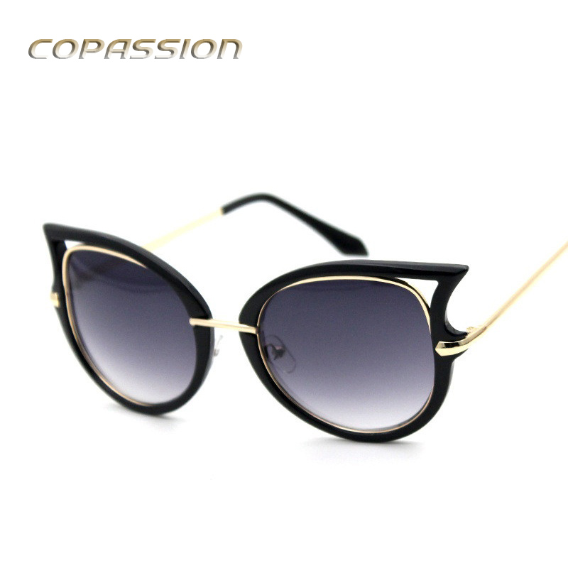 cat eye sunglasses women brand designer outdoor ladies sun glasses driver uv400 Eyewear oculos retro goggles gafas de sol mujer