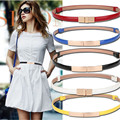 New Arrivals Fashion Women Belt Brand Designer Hot Ladies Faux Leather Metal Buckle Straps Girls Fashion Accessories for Ladies