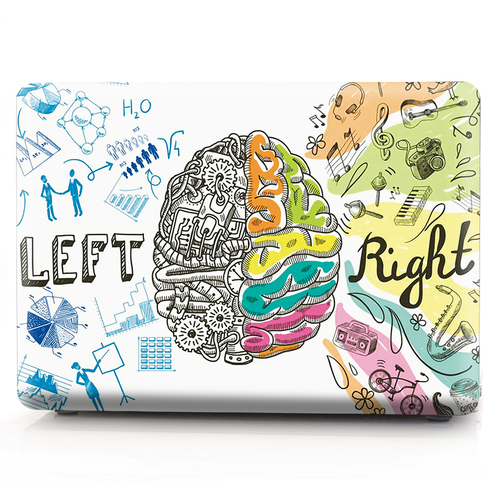 Brain Painting Case for MacBook 161