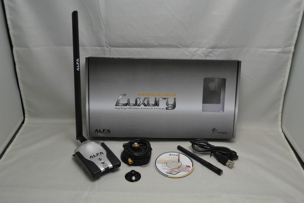 alfa wifi wireless adapter 2dBi&8dBi Antenna ralink 3070 150Mbps ...