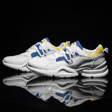 Fires Men Sport Shoes Summer Breathable Running Shoes Man's Non-slip Soles Outdoor Sneakers Cool Light Zapatos de Hombre