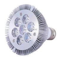 10 шт./лот оптовые бесплатная доставка горячее надувательство 21 вт par30 Сид светодиодные лампы теплый/холодный белый