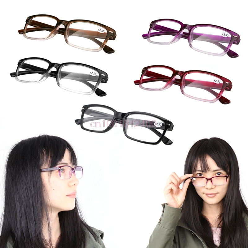 Comfy Ultra Light Reading Glasses Presbyopia 1.0 1.5 2.0 2.5 3.0 Diopter New 1