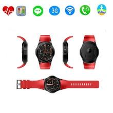 MTK6580 GW11D Novo Relógio Inteligente 3G 512 M + 8G SUPORTE GPS GW10D BLT4.0 Wifi G-SENSOR 420 MAH 2.0MP Heart Rate Monitor de Fitness Rastreador