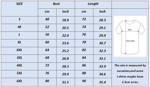 Image 2 - New Mens Cotton l DIY T Shirts O Neck Short Sleeve Boy T Shirt Big Size