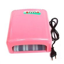 XW-TOP 36W UV Nail Lamp 110-240V For Gel Nail Art For Nail drying machine tool