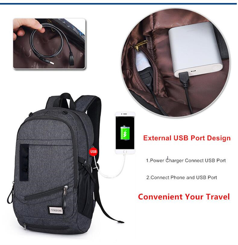e820a0b12504 Laptop USB Charging School Basketball Backpack For Teenagers Outdoor Sport  Football Male Women Fitness Gym Bag Sac De Sport-in Gym Bags from Sports ...