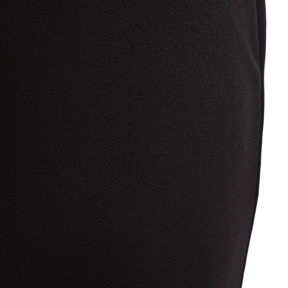VESTLINDA Bodycon Sheath Dress Little Black Long Sleeve Party Dresses Women Back Full Zipper Robe Sexy Femme Pencil Tight Dress 6